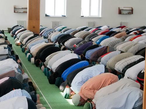 намаз, поклоны в мусульманстве
