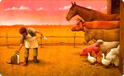 вред мяса для человека и планеты в целом