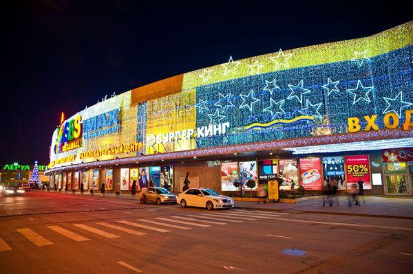 СБС Мегамол в Краснодаре кинотеатр