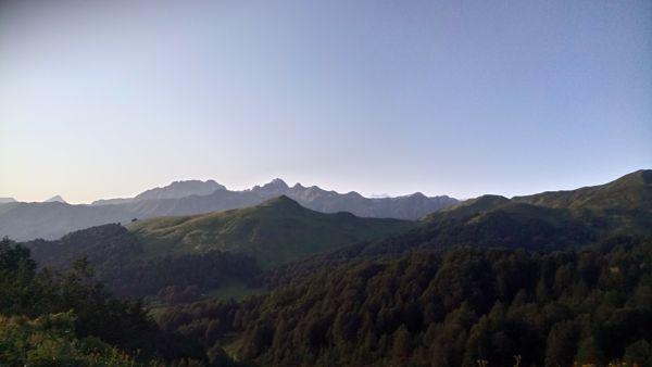 Выше гор