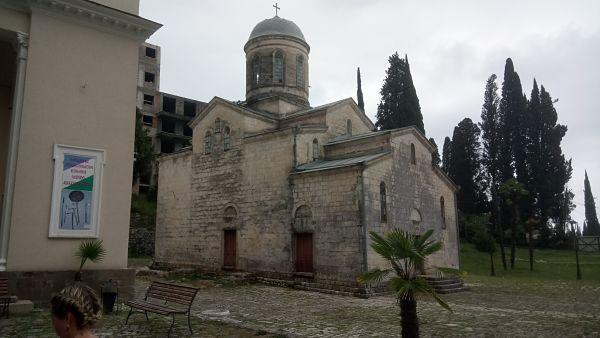 Христианский храм 10 век