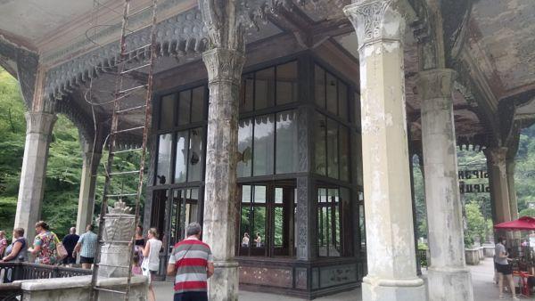 ЖД Станция в плачевном состоянии