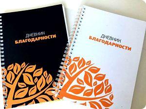 Дневник благодарности как заполнять